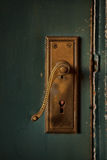 Perilla de puerta Fotos de archivo libres de regalías