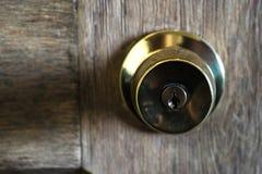 Perilla de puerta Fotos de archivo