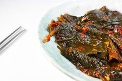 Perilla Leaf kimchi Stock Image