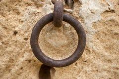 Perilla oxidada Foto de archivo
