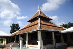 Peringgit Mosque in Malacca, Malaysia Royalty Free Stock Photography