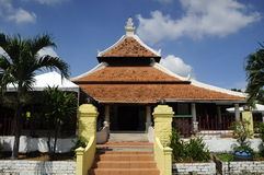 Peringgit Mosque in Malacca, Malaysia Stock Images
