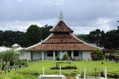 Peringgit Mosque in Malacca, Malaysia Stock Photo