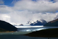 perio moreno ледника Стоковое Изображение RF