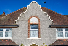 Period Bristish House Stock Photography