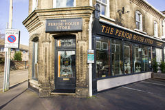 Period House Store Stock Image