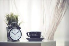Periodi di caffè, pausa caffè fotografia stock libera da diritti