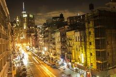 Periodi di digiuno a New York fotografia stock libera da diritti