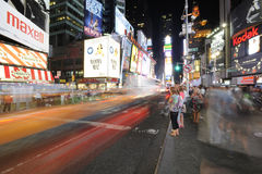 Periodi Sqaure a New York immagine stock libera da diritti
