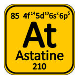 Periodic table element astatine icon stock illustration periodic table element astatine icon stock photo urtaz Gallery