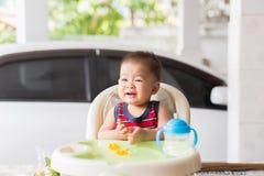 Periodo delizioso del bambino Fotografie Stock