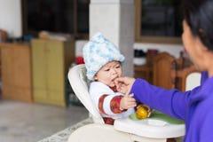 Periodo delizioso del bambino Immagine Stock Libera da Diritti