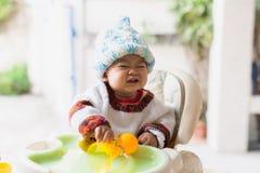 Periodo delizioso del bambino fotografie stock libere da diritti