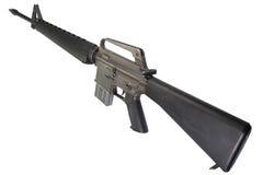 Periodo della guerra del vietnam del fucile M16 Immagine Stock