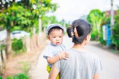 Periodo felice del bambino immagine stock libera da diritti