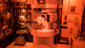 Periscopio submarino Foto de archivo