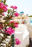 Perissa, Santorini, Greece Royalty Free Stock Photos