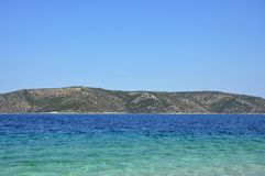 Peristera-Insel nahe Alonissos in Griechenland stockfoto