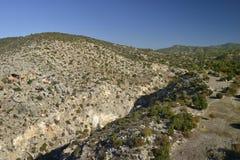 Peristerona Gorge Stock Images