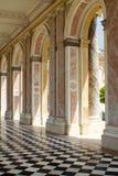 Peristylen av den storslagna Trianon, Versailles fotografering för bildbyråer