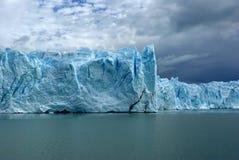 Perito莫尔诺冰川,阿根廷 免版税库存图片