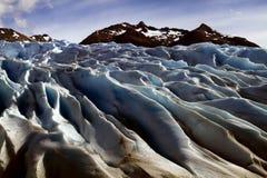 Perito莫尔诺冰川,巴塔哥尼亚,阿根廷 免版税库存照片