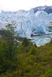perito του Moreno Παταγωνία παγετώνων Στοκ Φωτογραφίες