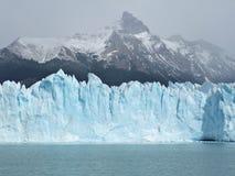 阿根廷冰川冰山莫尔诺perito 免版税图库摄影