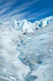 Perito lodowiec Moreno, patagonia, Argentyna. Zdjęcie Stock