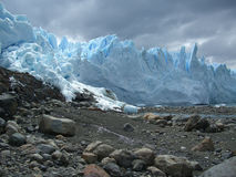 Perito Merino Glacier Stock Photography