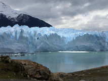 Perito Merino Glacier Royalty Free Stock Photos