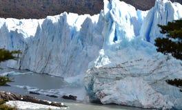 perito moreno ледника Стоковая Фотография RF