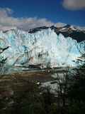 perito moreno ледника Стоковое Изображение