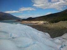 perito moreno ледника Стоковые Фото