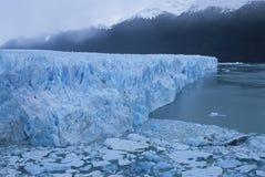 perito moreno ледника Стоковое Фото