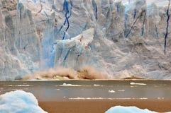 perito moreno ледника Стоковое Изображение RF
