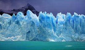 perito moreno ледника Аргентины Стоковые Фото