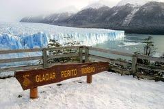 Perito Moreno Royalty Free Stock Photo