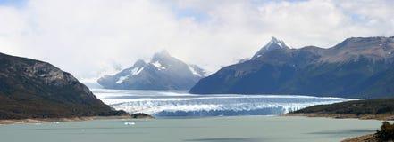 Perito moreno. Glacier perito moreno in Argentina (patagonia Stock Photo