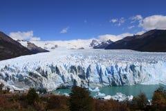 Perito Moreno. The Perito Moreno Glacier in Patagonia, Argentina Stock Images