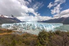 Perito Moreno Стоковая Фотография