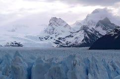 Perito Moreno fotos de archivo