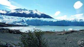Perito Moreno Fotografia de Stock Royalty Free