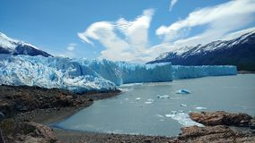 Perito Moreno Immagini Stock Libere da Diritti