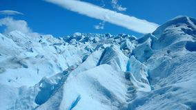 Perito Moreno Fotografia Stock