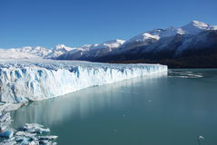 Perito Moreno. View of Perito Moreno Glacier in Calafate (Agentina Stock Photos