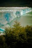 Perito Moreno fotografía de archivo