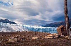 Perito Moreno, Argentine Images stock