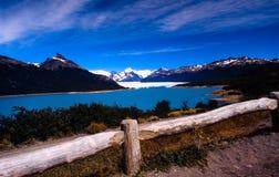 Perito Moreno, Argentinien Lizenzfreies Stockbild