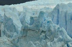 Perito Moreno Detail Eagle Shape fotos de stock